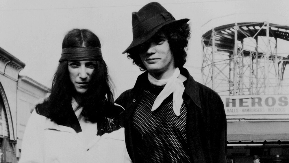Image result for patti smith mapplethorpe horses