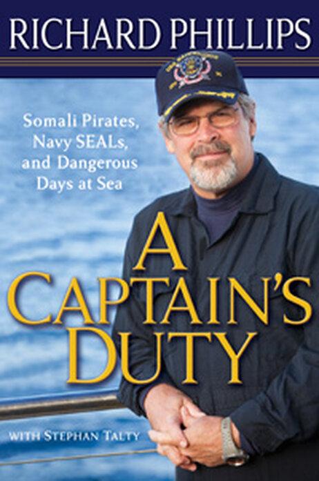 A Captain's Duty: Cover Detail