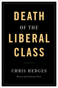 Cover of 'Death Of The Liberal Class'