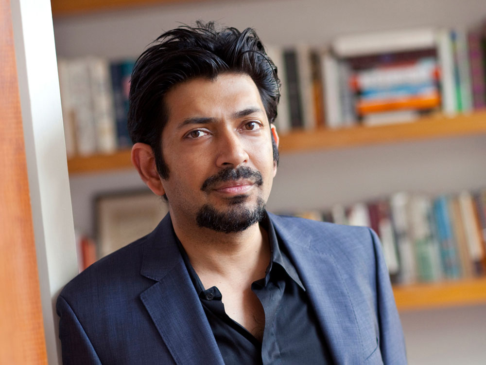Siddhartha Mukherjee, the biographer of cancer