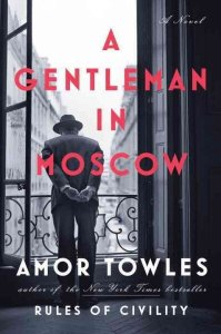Book Review   A Gentleman In Moscow   By Amor Towles   NPR A Gentleman in Moscow