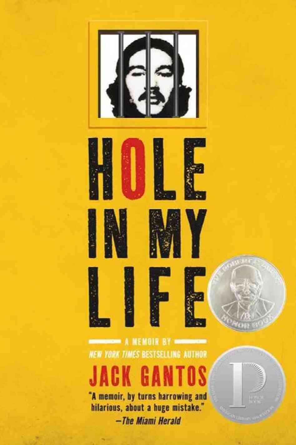 books we love behind the book the hole in my life by jack gantos