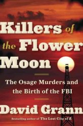 Image result for killers of the flower moon book cover