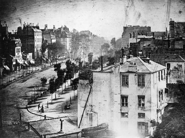 Boulevard du Temple, Paris