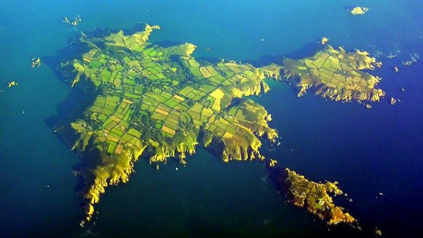 Lights Out: Tiny Sark Named First 'Dark-Sky' Island