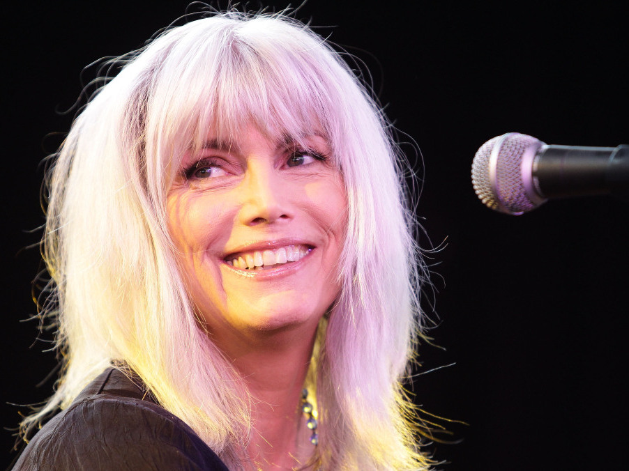 Emmylou Harris says her new album, Hard Bargain, is in part about how her expectations change as she grows older.