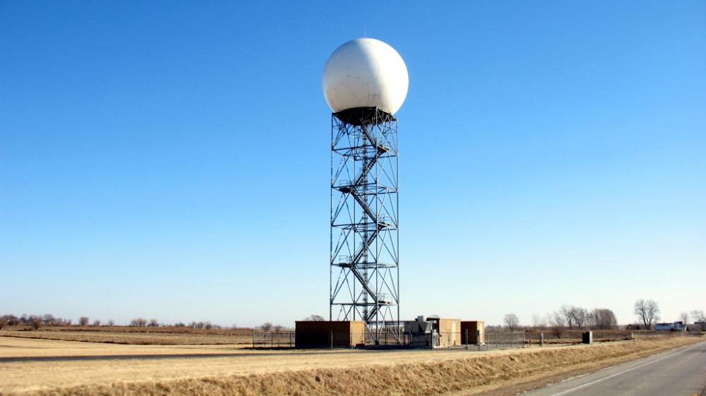 Fresh Air App Radar