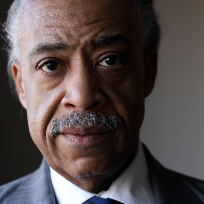 Rev. Al Sharpton will be the new host for MSNBC's 6 p.m. timeslot beginning Monday.