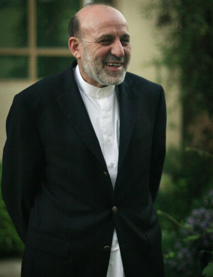 Umar Daudzai is Afghanistan's ambassador and special envoy to Pakistan.