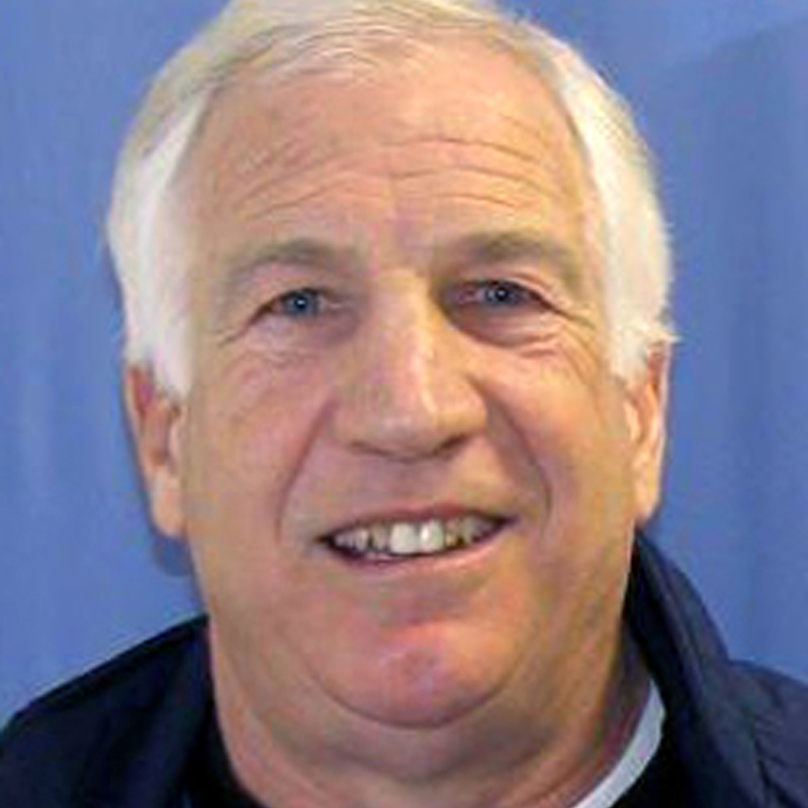 An undated photo shows Jerry Sandusky. State prosecutors said Sandusky, 67, was arrested Saturday, Nov. 5, 2011, on charges that he sexually abused eight young men.
