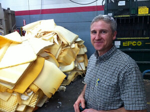 New Recycling Company Springs From Old Mattresses
