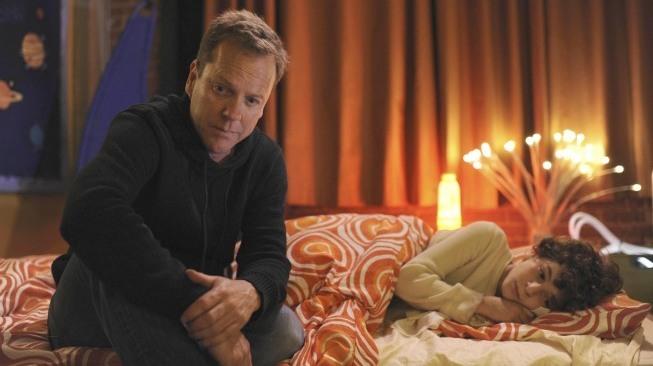 Risultati immagini per touch serie tv father and son