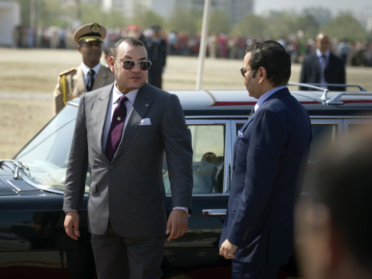 Moroccan King Mohammed VI (shown here in Tangiers in September) moved quickly to placate the protesters of the Feb. 20 movement. Now, though, the limits of those reforms are being tested.