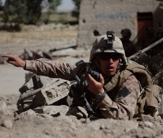 One Marines Journey To Hell And Back Again