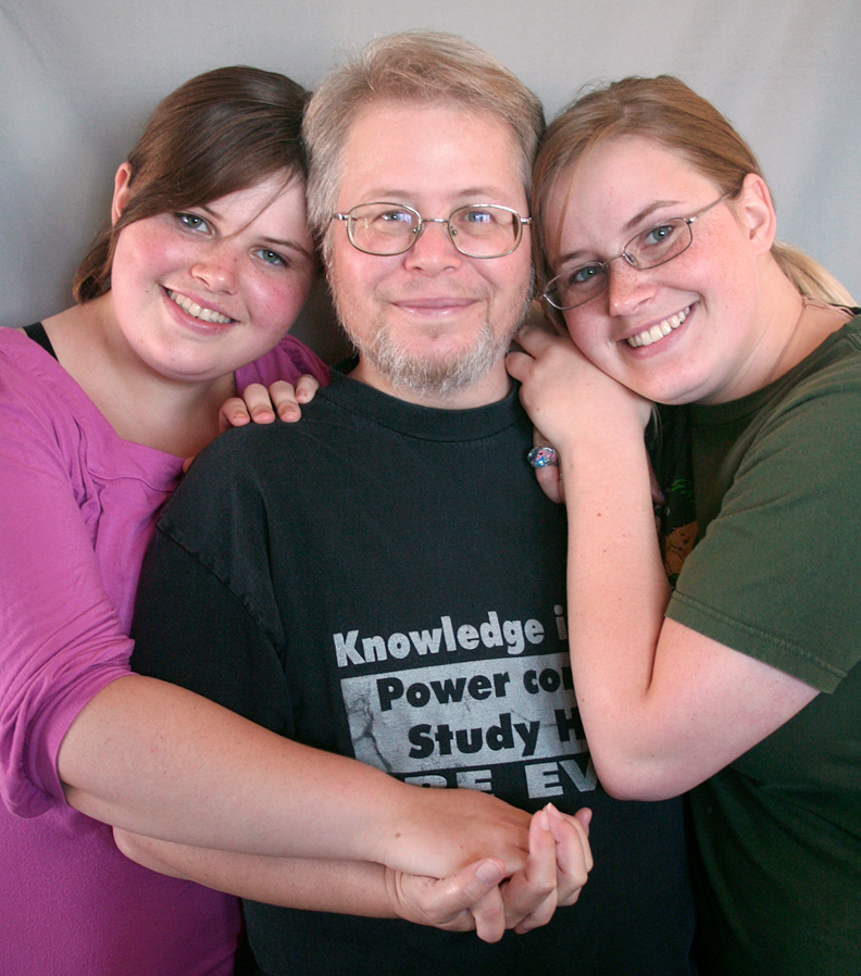 Amanda, Les and Thea GrantSmith spoke about Les' transition from a woman to a man in 1997.