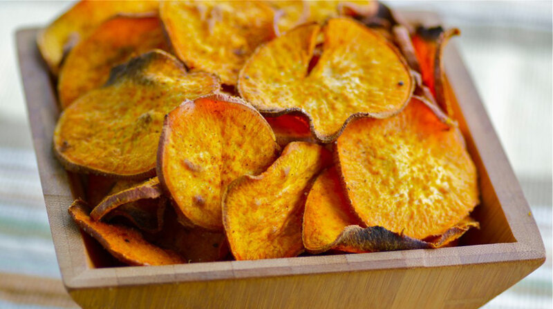 Veggie Chips recipe from NPR