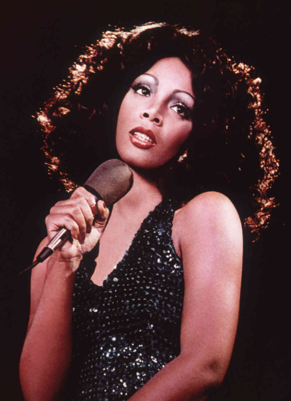 Donna Summer The Queen Of Disco Dies At 63 The Two Way NPR