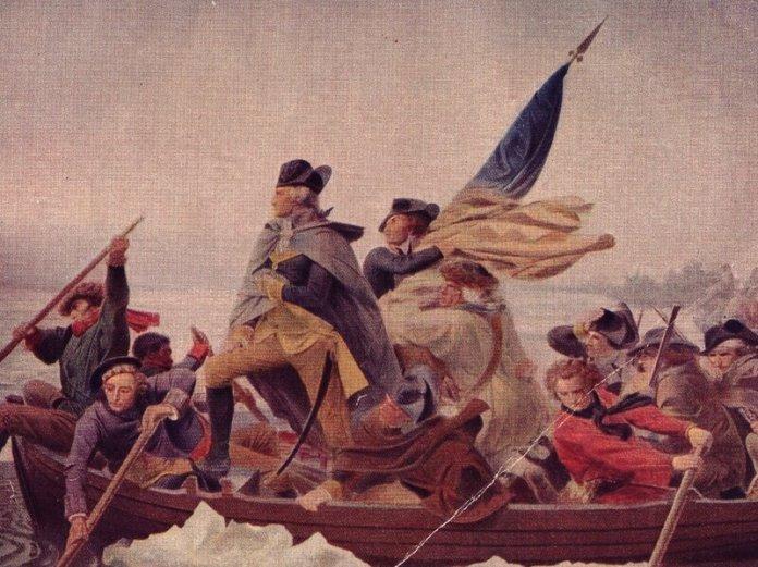 On July 4, 1776, George Washington Bought A Broom : Planet Money : NPR