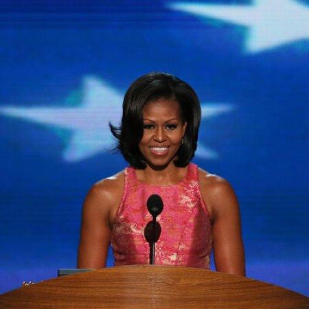 Transcript: Michelle Obama's Convention Speech