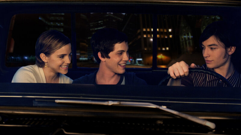 Movie Review - 'The Perks of Being a Wallflower' - High-School ...