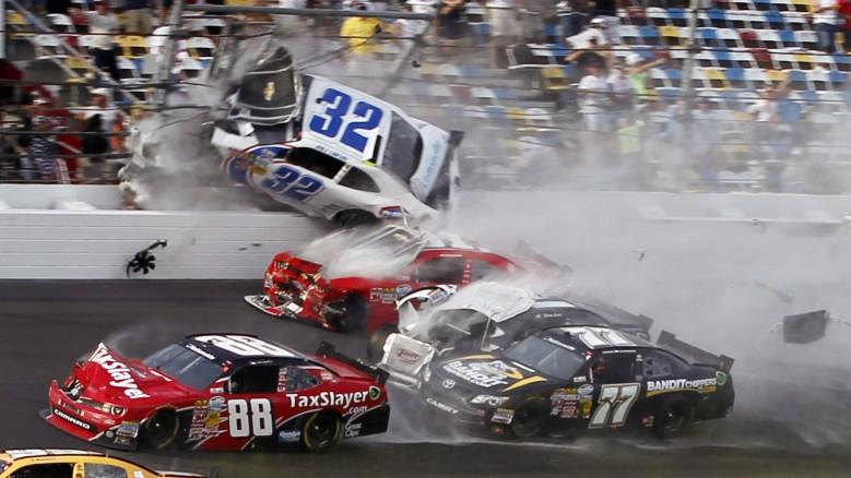 Images: NASCAR
