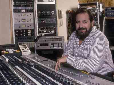 Phil Ramone 1934-2013, a record producer for Frank Sintara, Paul Simon, Billy Joel, and Barbra Streisand
