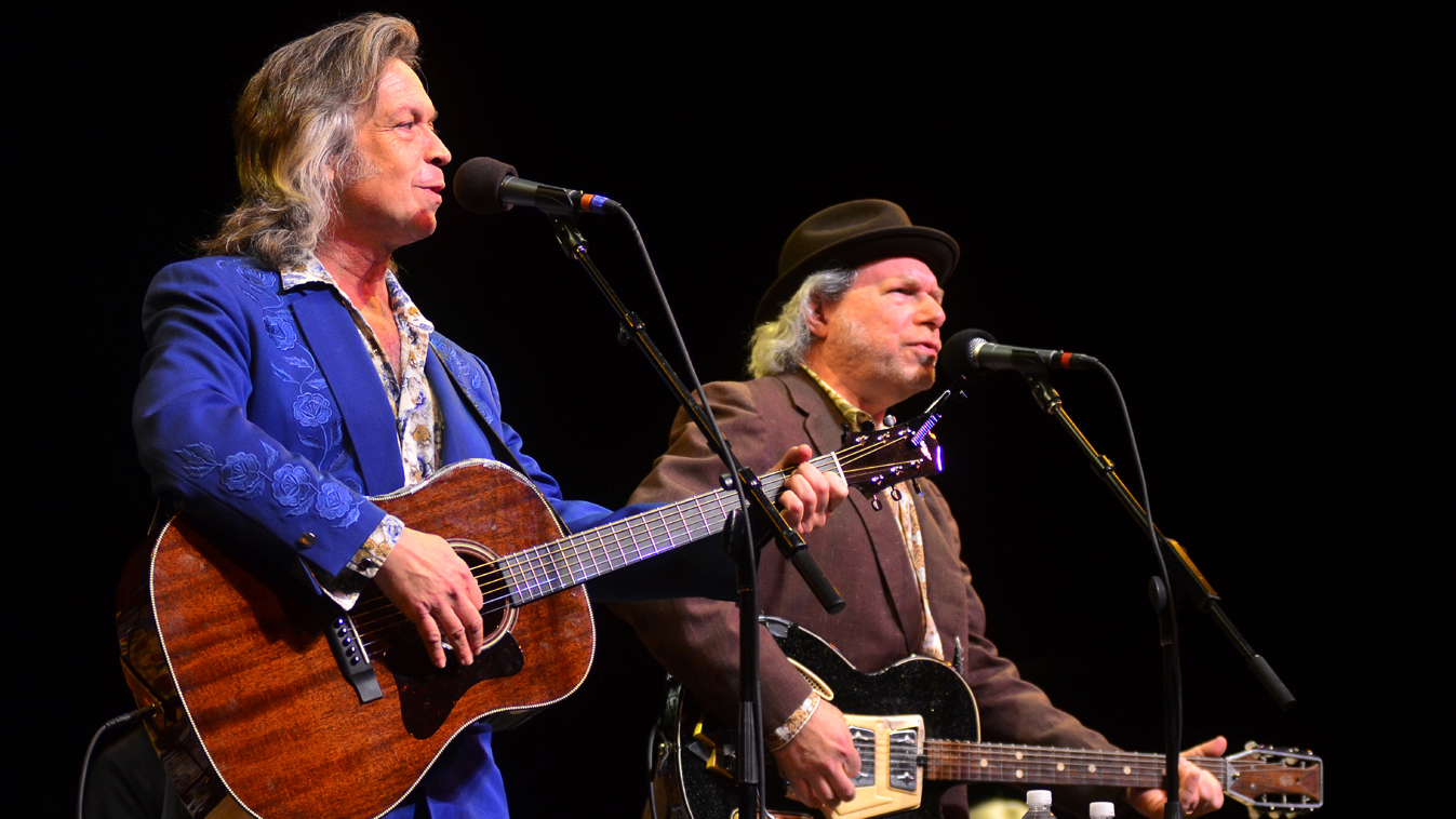 Buddy Miller Amp Jim Lauderdale On Mountain Stage Npr