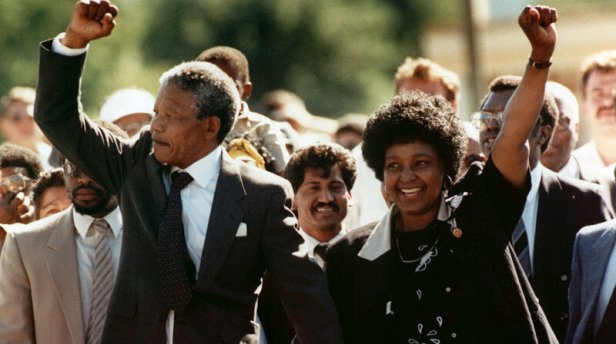 Image result for Mandela was escape authorities during his fight against apartheid