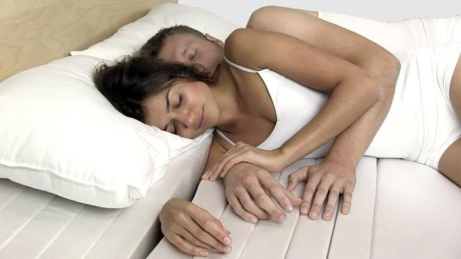 Weekly Innovation A Mattress That Makes It Easier To Cuddle