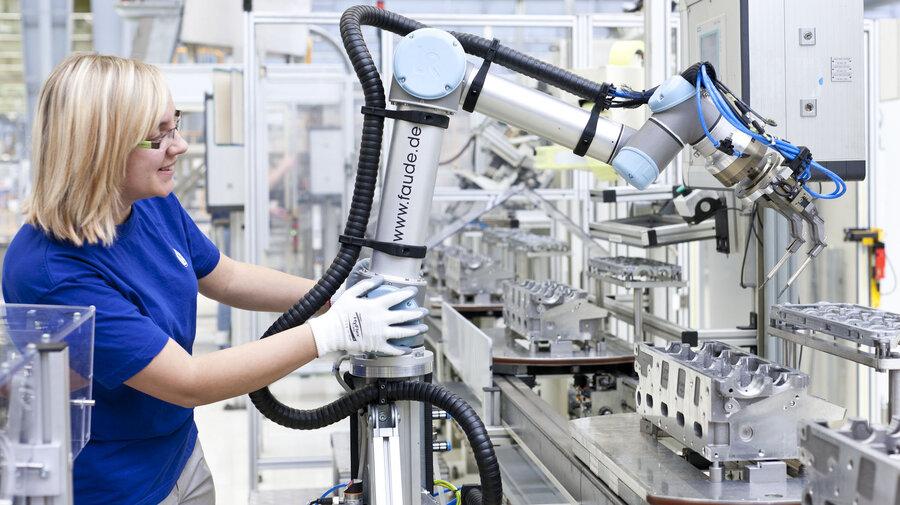Resultado de imagen de robots factory