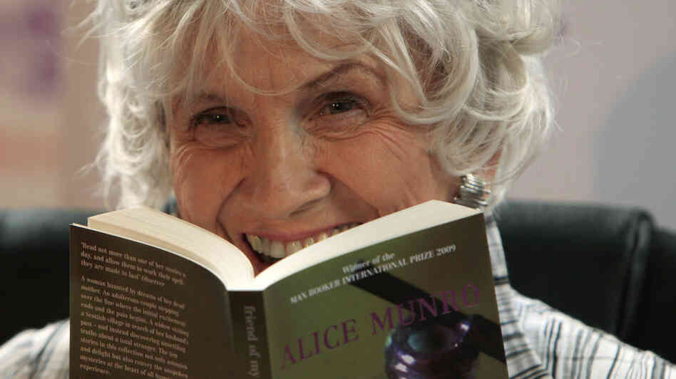 Alice Munro wins the Nobel Prize for Literature - peoplewhowrite