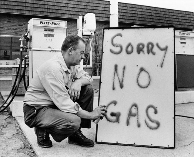 The 1973 Arab Oil Embargo: The Old Rules No Longer Apply ...