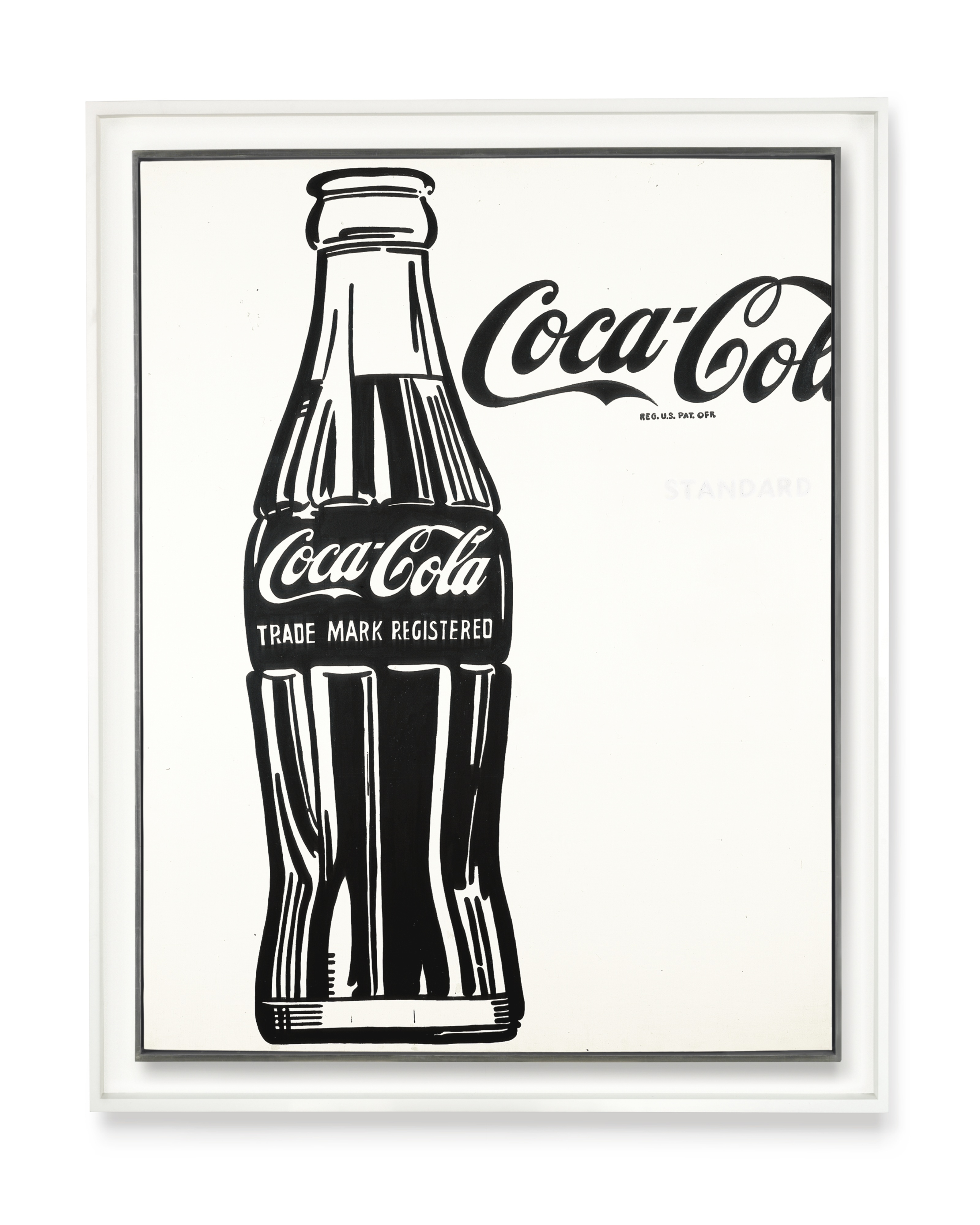 How About A Coke Warhol Painting Up For Grabs