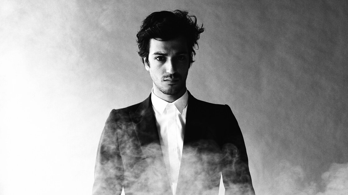 French techno star Gesaffelstein.