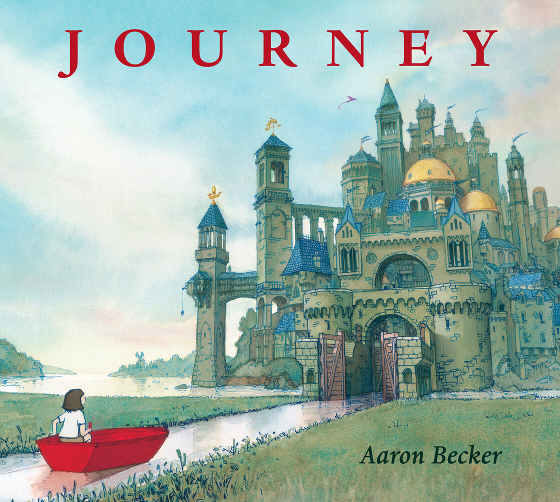 Journey. Copyright 2013 by Aaron Becker. Reproduced by permission of the publisher, Candlewick Press, Somerville, MA.
