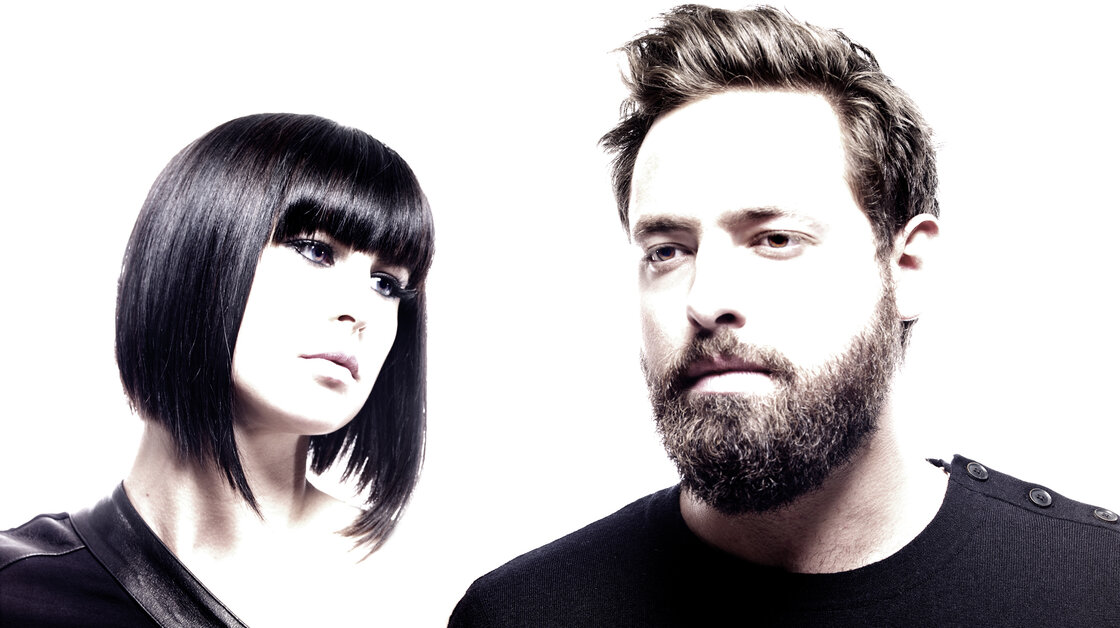 Phantogram's new album, Voices, comes out Feb. 18.