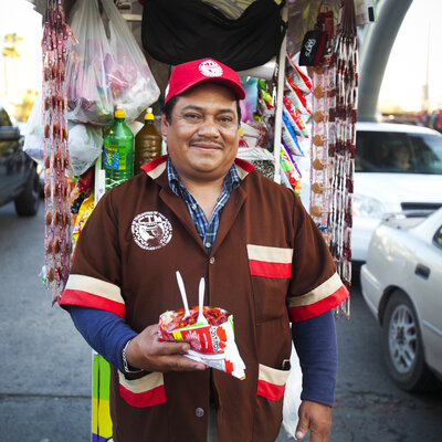 Hot, Sour, Sweet And Mobile: Loco Border Street Food