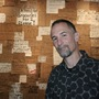 Artista Willie Baronet ha Estado Recogiendo Muestras de las Personas pecado Hogar desde 1993.
