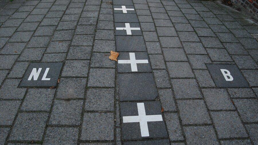 Image result for dutch belgian border