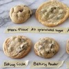 The science behind baking your ideal chocolate chip cookie