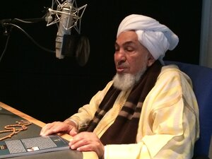 Sheik Abdullah bin Bayyah is interviewed about his fatwa explaining why ISIS is wrong to claim that Islam supports violence and the establishment of a caliphate by force.