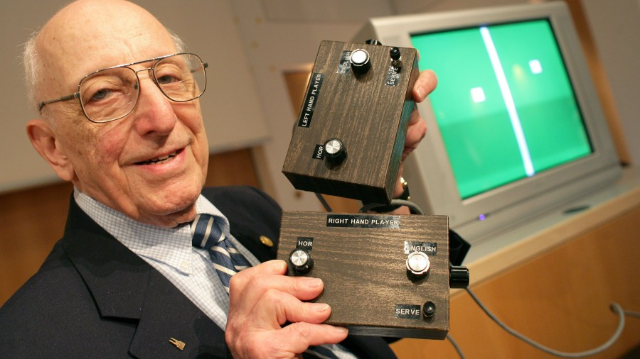 Inventor Ralph Baer  The  Father Of Video Games   Dies At 92   All     Inventor Ralph Baer  The  Father Of Video Games   Dies At 92   All Tech  Considered   NPR
