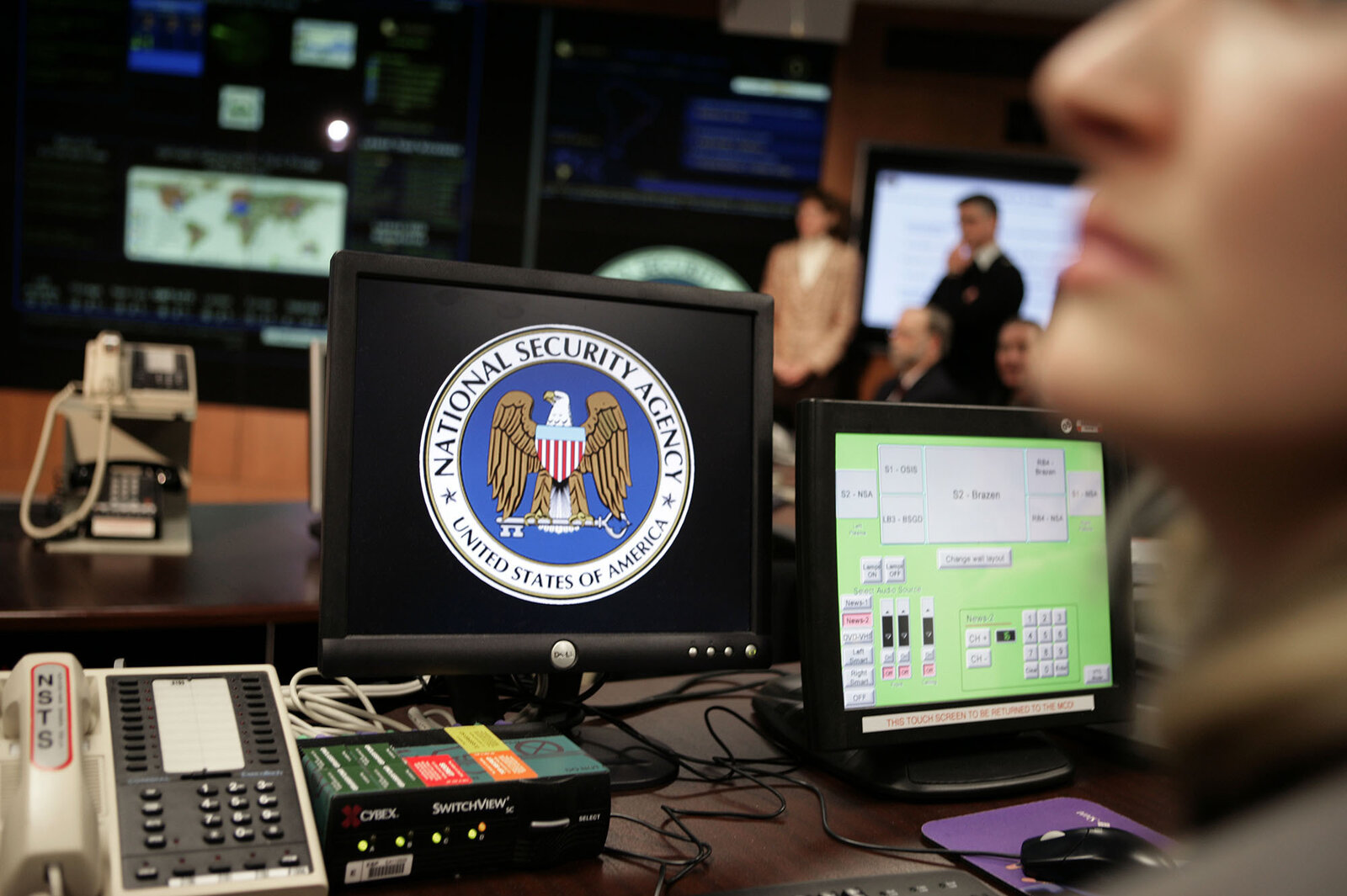 Not many students have the cutting-edge cybersecurity skills the NSA needs, recruiters say. And these days industry is paying top dollar for talent.