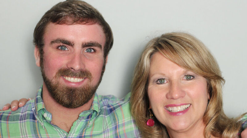Brent Hendricks visited StoryCorps in Atlanta with his mother, Barbara.
