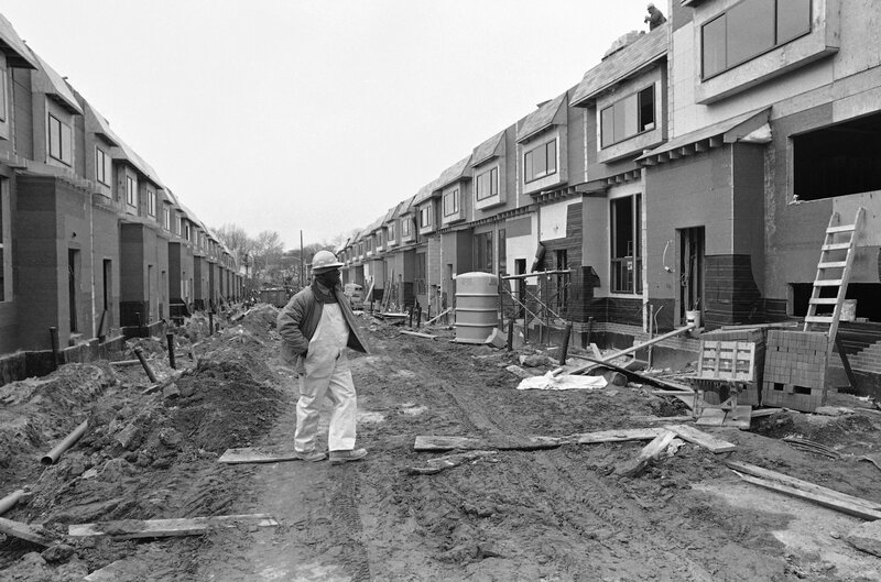 Reconstruction in December of 1985