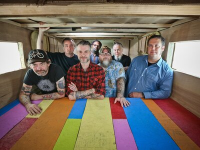 Lucero's new album, All A Man Should Do, comes out Sept. 18.