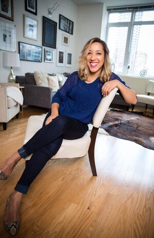 Robin Thede is head writer for Comedy Central's The Nightly Show with Larry Wilmore. She's previously been a reporter for E! News, a writer for BET's Real Husbands of Hollywood and head writer for The Queen Latifah Show.