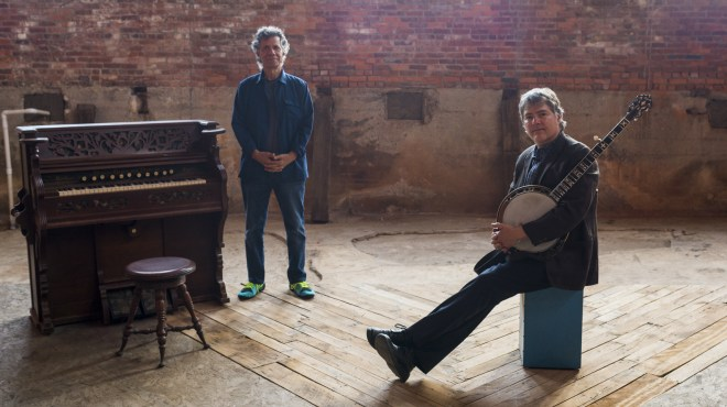 Chick Corea And Béla Fleck On The Joys (And Challenges) Of Collaborating : NPR