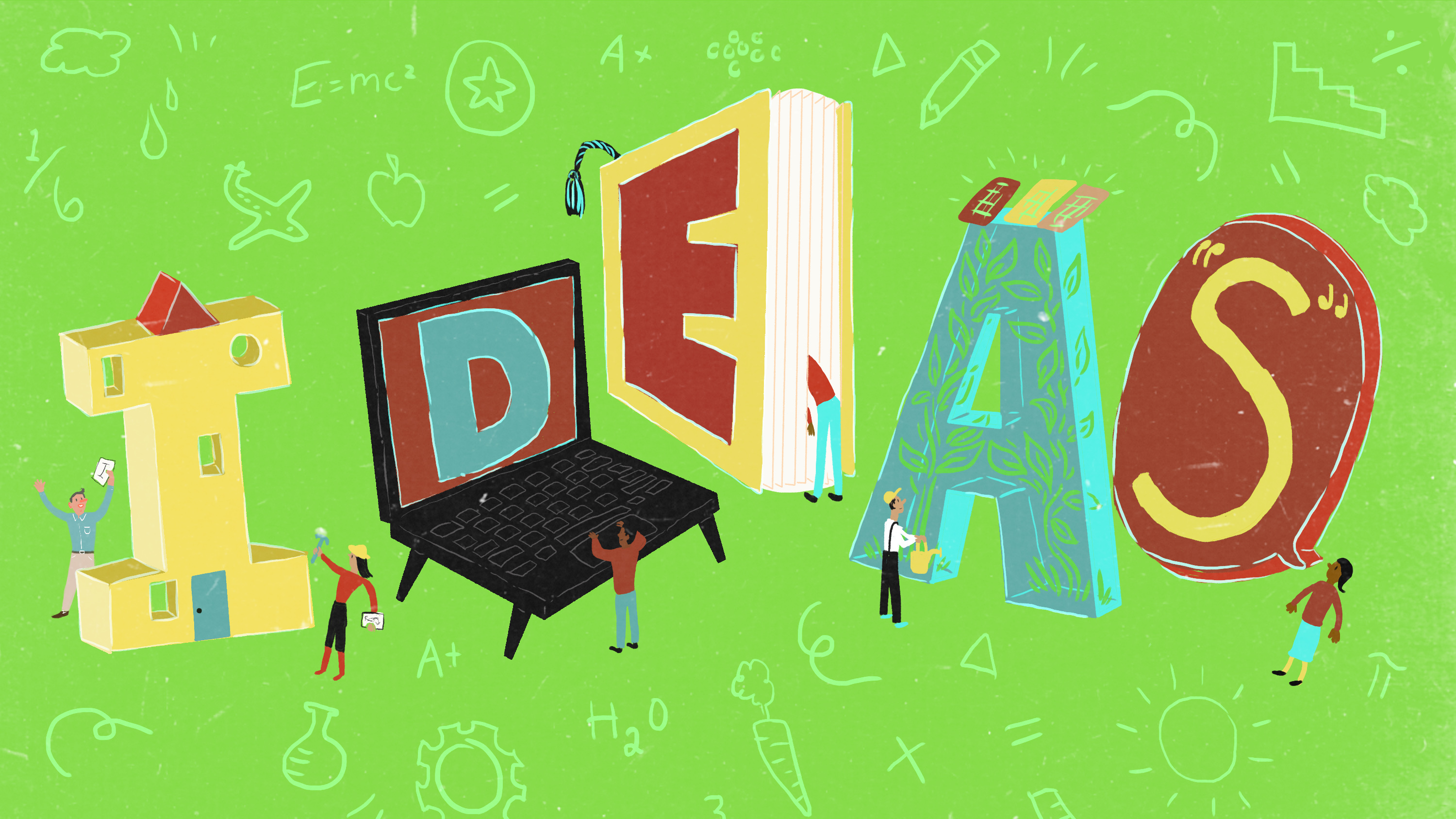 'Ideas': A New Series From NPR Ed : NPR Ed : NPR