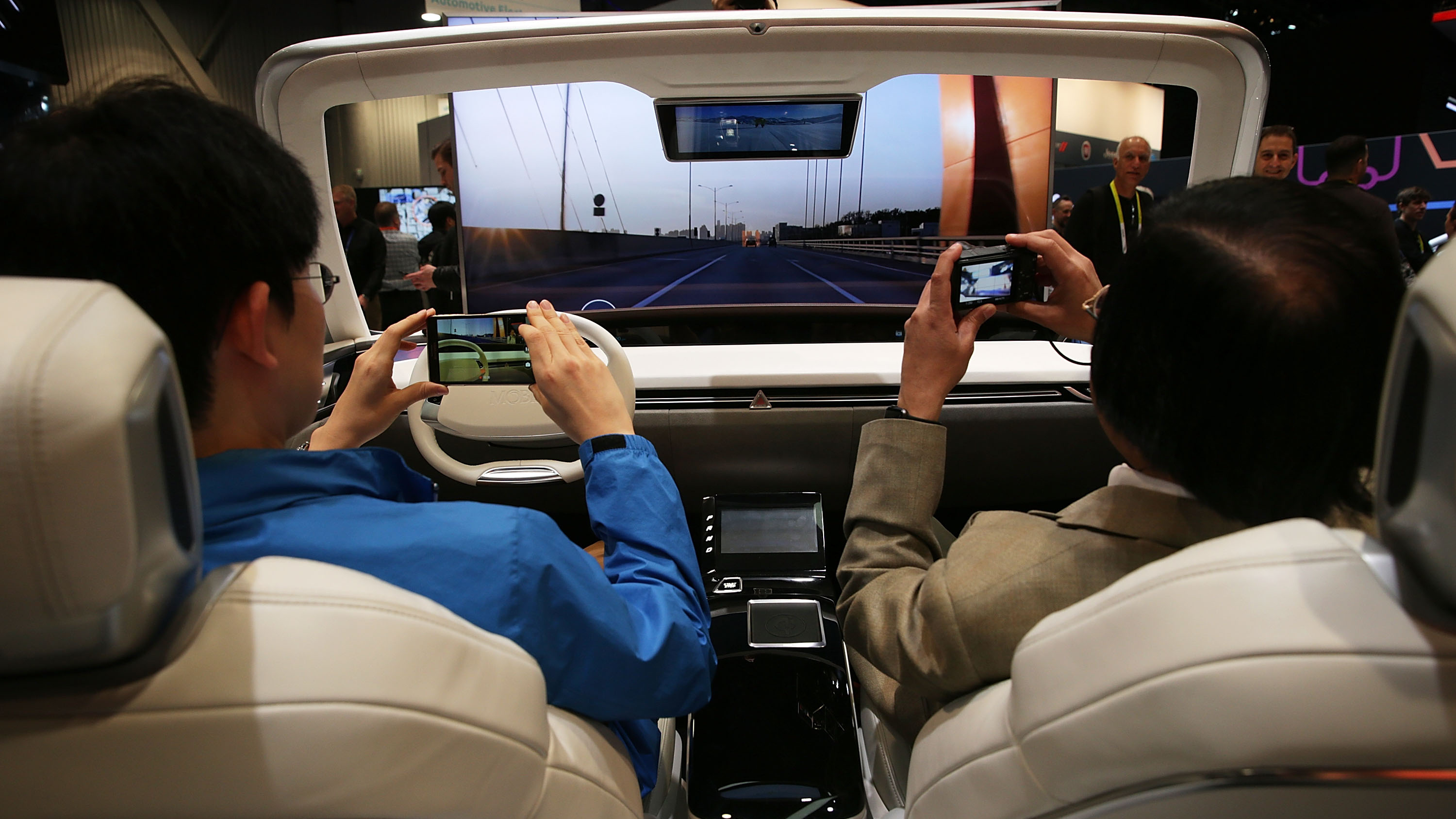 Self Driving Cars Are Coming But Are We Ready For Them